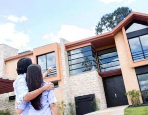 Faire un emprunt immobilier sans apport est possible, comme le montre cette image.
