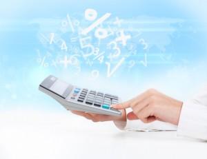 Calcul de prêt immobilier avec une calculatrice de taux